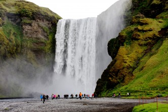 Island - Skogafoss - IMG_7799 – Kopi