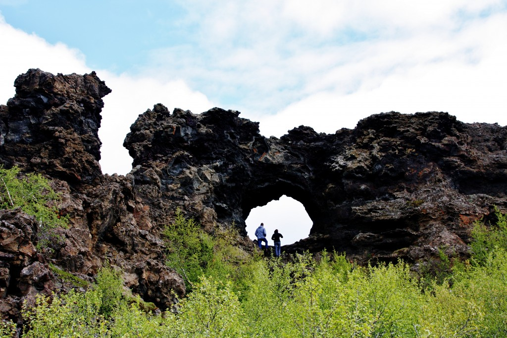 Island - Dimmuborgir - IMG_9557 – Kopi