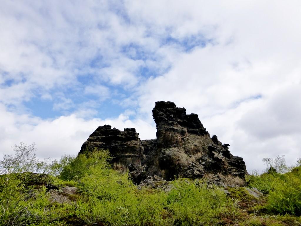 Island - Dimmuborgir - P1220884 – Kopi