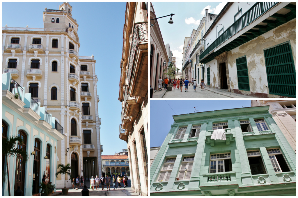 Collage Havanna 1