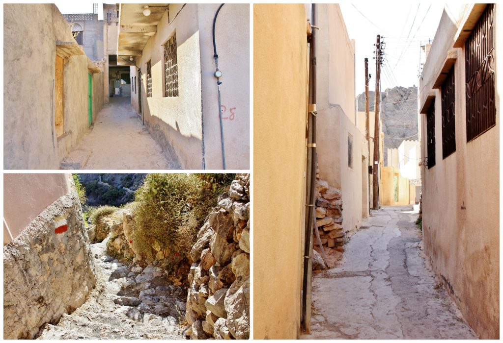 Collage Jebel Akhdar 2