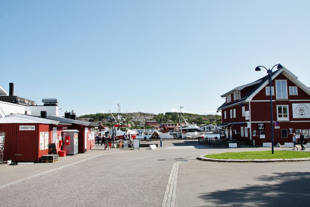 Norge - Tjøme - Hvasser - Sandøsund