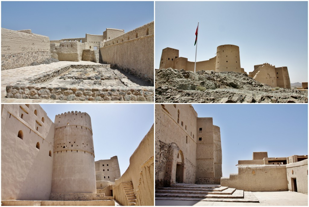 Collage Bahla Fort 1