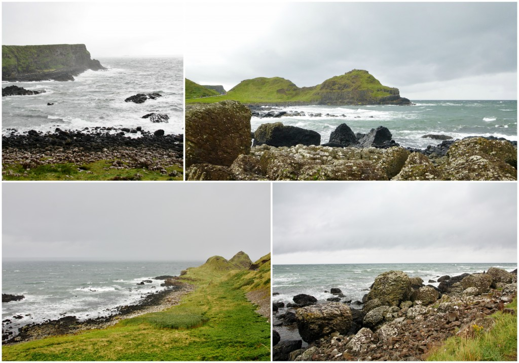 Collage Giant's Causeway 1