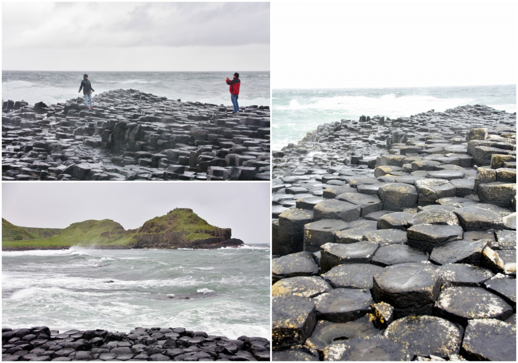 Collage Giant's Causeway 3