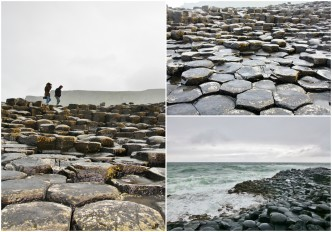 Collage Giant's Causeway 5