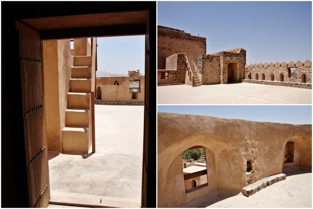 Collage Jabreen Fort 2