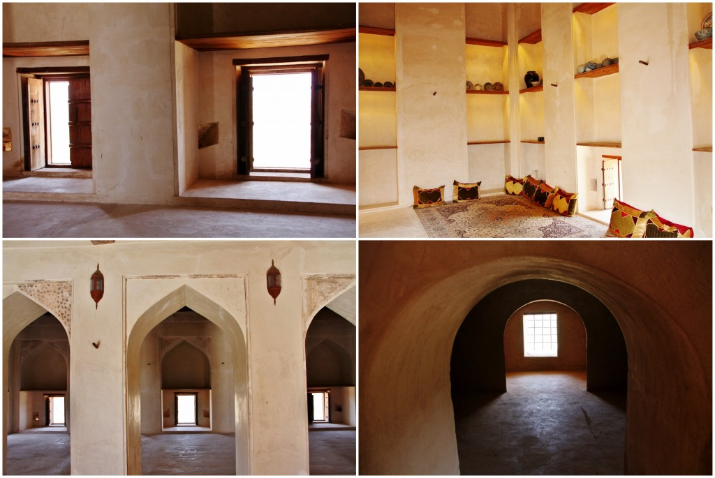 Collage Jabreen Fort 3