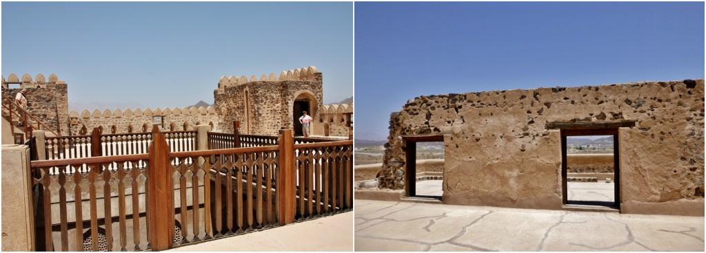 Collage Jabreen Fort 5