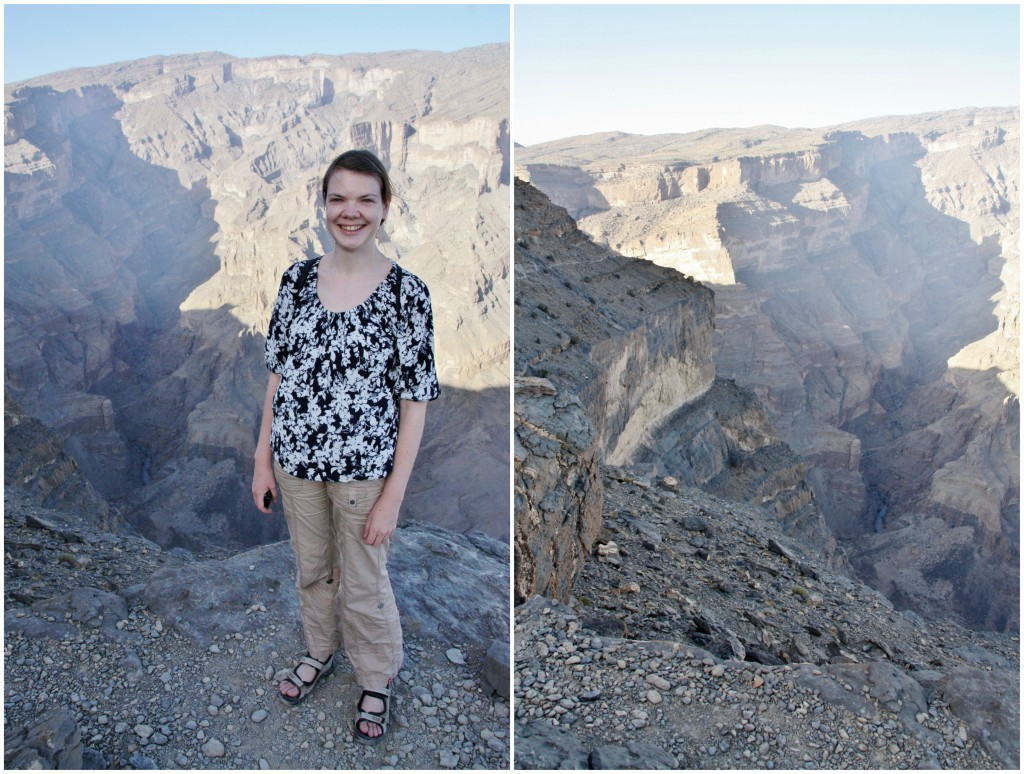 Collage Jebel Shams 3