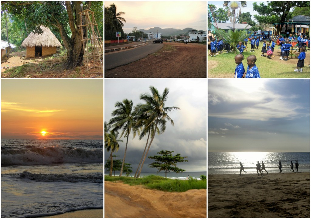 Collage Sierra Leone 2