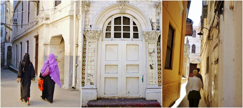 Collage Stone Town 4