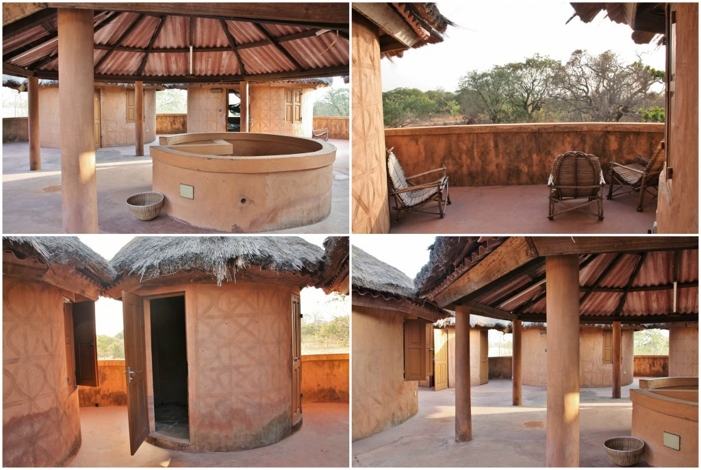 Collage Otammari Lodge i Benin 2