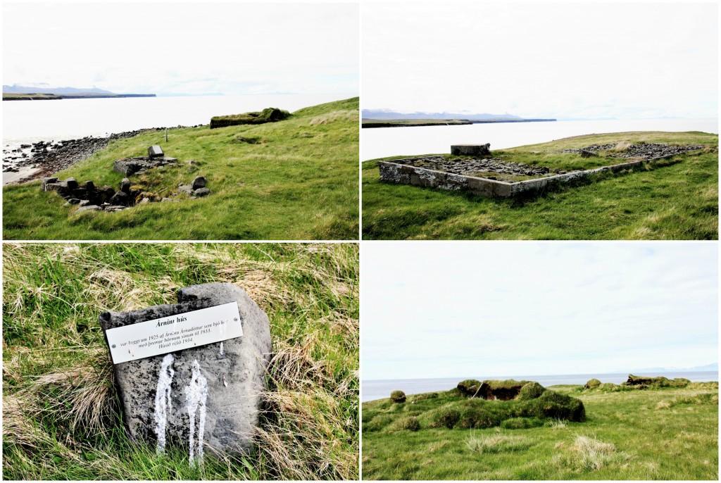 Island - Collage Kálfshamarsvík 4