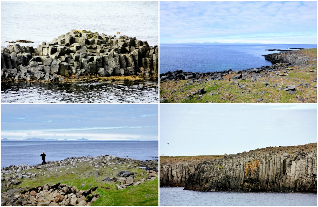 Island - Collage Kálfshamarsvík 6