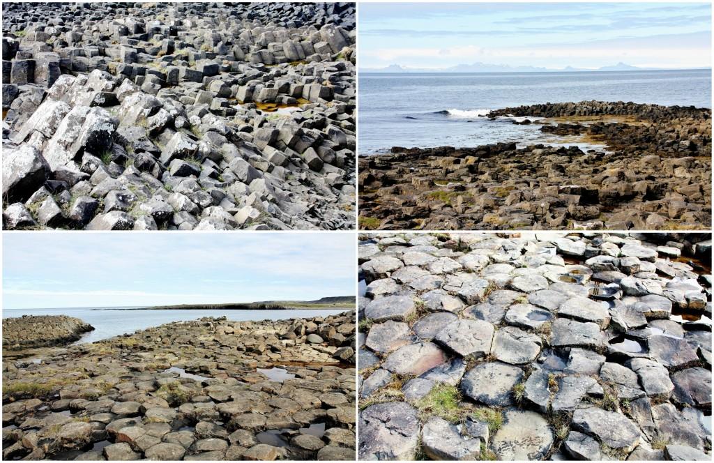 Island - Collage Kálfshamarsvík 7