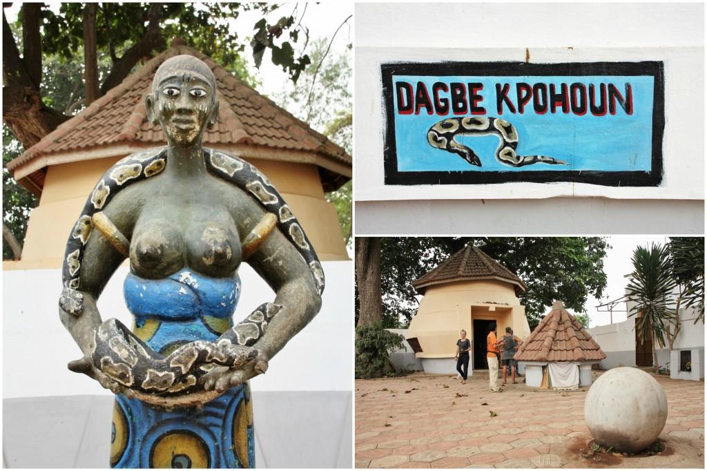 Collage Ouidah 1