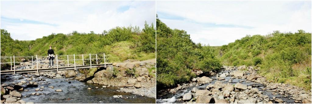 Island - Collage Svartifoss 2