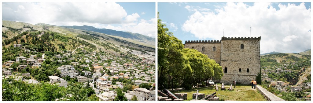 Collage Gjirokaster 1