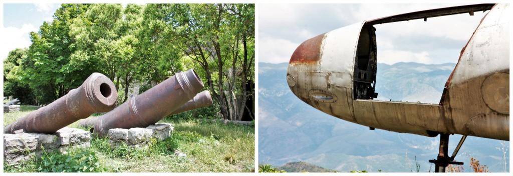 Collage Gjirokaster 2