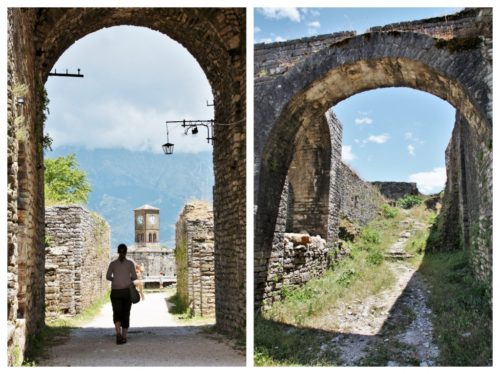 Collage Gjirokaster 3