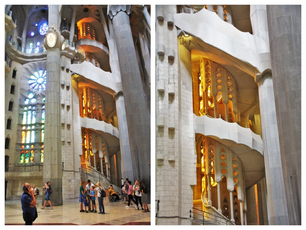 Collage Sagrada Familia 10