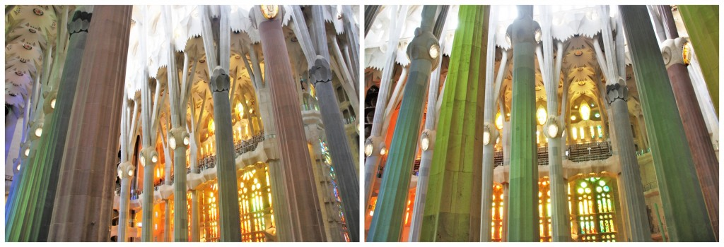 Collage Sagrada Familia 11