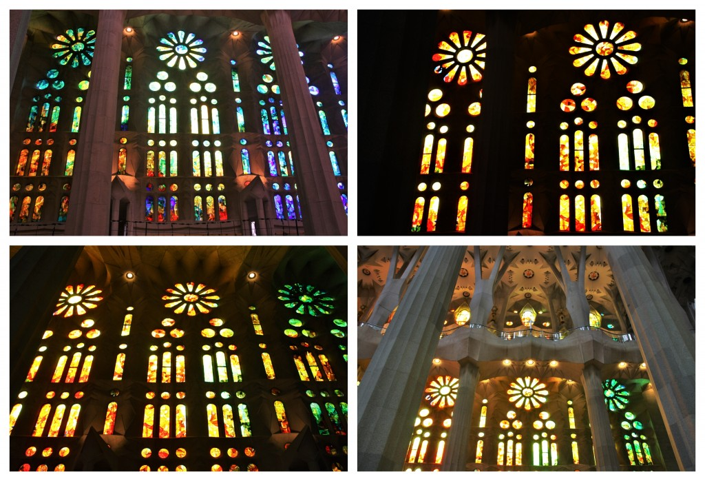 Collage Sagrada Familia 12
