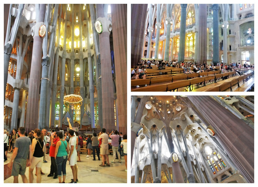 Collage Sagrada Familia 8